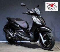 Motorrad Mieten & Roller Mieten PIAGGIO Beverly 300 i.e. (Roller)