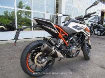 Acheter une moto neuve KTM 125 Duke (naked)