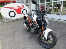 Buy motorbike New vehicle/bike KTM 125 Duke (naked)