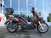 Motorrad kaufen Occasion PIAGGIO Beverly 500 (roller)