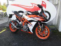 Motorrad kaufen Neufahrzeug KTM 390 RC Supersport ABS (sport)