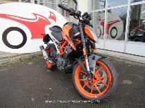 Acheter une moto neuve KTM 390 Duke ABS (naked)