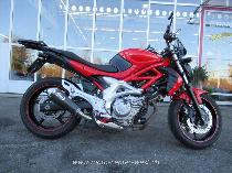 Töff kaufen SUZUKI SFV 650 UA ABS Gladius Naked