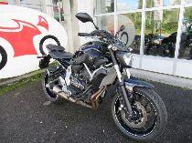 Motorrad kaufen Occasion YAMAHA MT 07 Moto Cage ABS (naked)