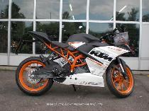Motorrad kaufen Occasion KTM 390 RC 25kW Supersport (sport)
