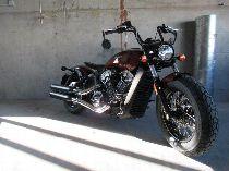 Motorrad kaufen Vorführmodell INDIAN Scout Bobber Twenty (custom)