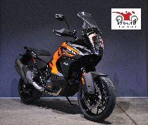 Motorrad Mieten & Roller Mieten KTM 1290 Super Adventure ABS (Enduro)