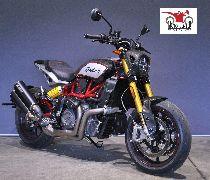 Motorrad kaufen Vorführmodell INDIAN FTR 1200 R Carbon (naked)