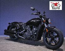 Motorrad kaufen Neufahrzeug INDIAN Scout Bobber Sixty (custom)