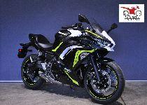 Motorrad kaufen Neufahrzeug KAWASAKI Ninja 650 (sport)