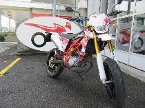 Motorrad kaufen Occasion VALENTI RACING N 50 Naked (supermoto)