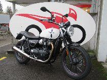 Motorrad kaufen Occasion TRIUMPH Street Twin 900 ABS (retro)