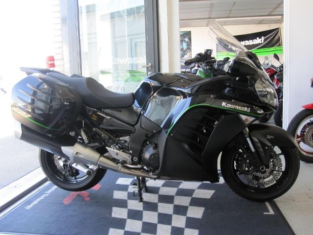 Motorrad kaufen KAWASAKI 1400 GTR ABS Occasion