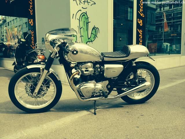 Acheter une moto KAWASAKI W 650 Magnum Occasions