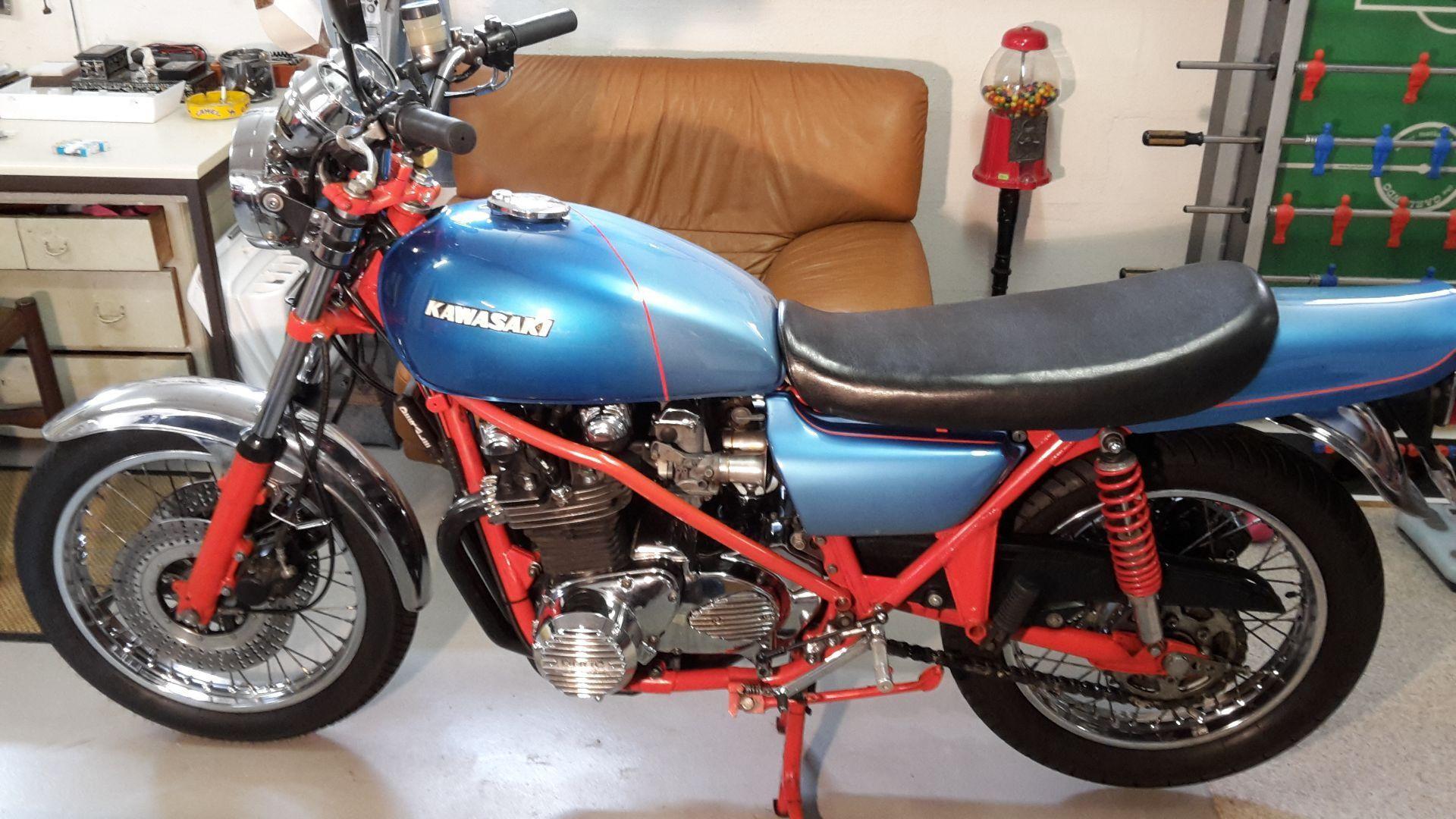 motorrad oldtimer kaufen kawasaki z1000 moto center karle. Black Bedroom Furniture Sets. Home Design Ideas