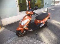 Motorrad kaufen Occasion PGO T-Rex 125 (roller)