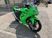 Motorrad kaufen Occasion KAWASAKI Ninja 250R (sport)