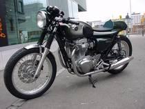 Motorrad kaufen Vorführmodell KAWASAKI W 800 (retro)