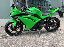 Motorrad kaufen Occasion KAWASAKI Ninja 300 ABS (sport)