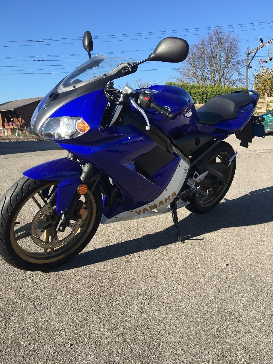 motorrad occasion kaufen yamaha tzr 50 merz mototeam riedt bei erlen. Black Bedroom Furniture Sets. Home Design Ideas
