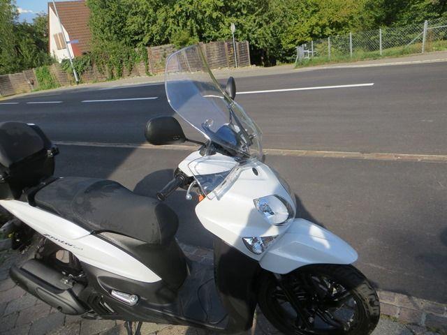 Motorrad kaufen YAMAHA HW 125 Xenter Occasion