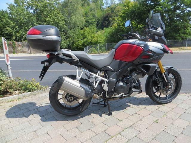 Motorrad kaufen SUZUKI DL 1000 A V-Strom ABS Occasion