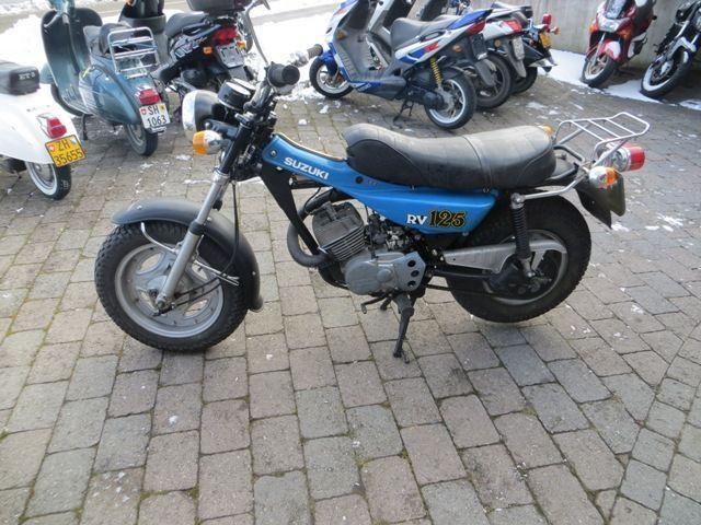 Motorrad kaufen SUZUKI RV 125 Oldtimer