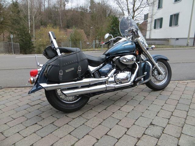 Motorrad kaufen SUZUKI VL 800 Intruder Occasion
