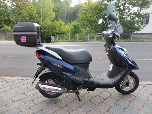 Motorrad kaufen SUZUKI UE 125 Occasion