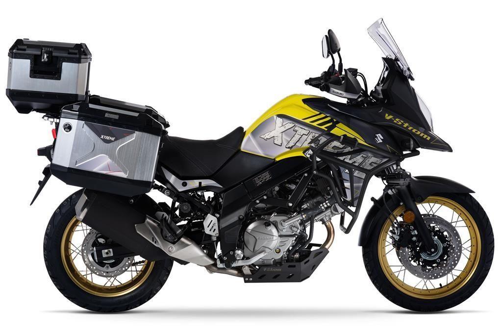 Motorrad Mieten & Roller Mieten SUZUKI DL 1000 V-Strom 2017