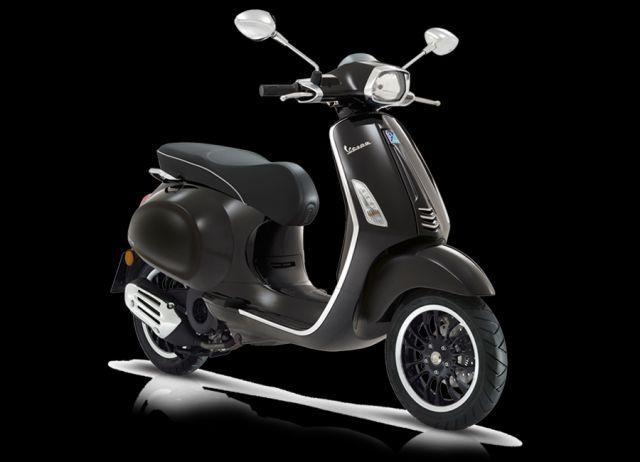 Motorrad Mieten & Roller Mieten PIAGGIO Vespa Sprint 125 i.e. 3V