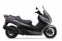 Motorrad Mieten & Roller Mieten SUZUKI AN 400 Burgman ZA ABS (Roller)