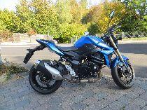 Motorrad Mieten & Roller Mieten SUZUKI GSR 750 (Naked)
