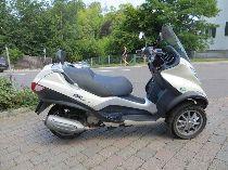 Motorrad kaufen Occasion PIAGGIO MP3 125 Hybrid (3-Rad) (roller)