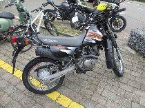 Motorrad kaufen Occasion SUZUKI DR 125 SE (enduro)