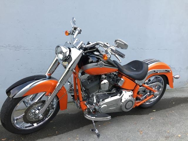 Motorrad kaufen HARLEY-DAVIDSON FLSTSE CVO 1801 Softail Convertible Occasion