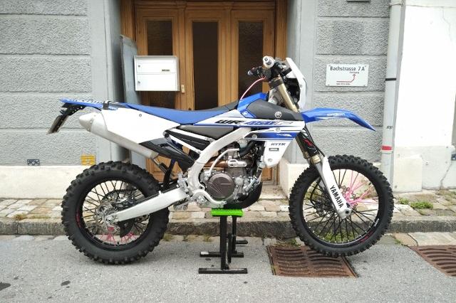 Motorrad kaufen YAMAHA WR 450 F Occasion