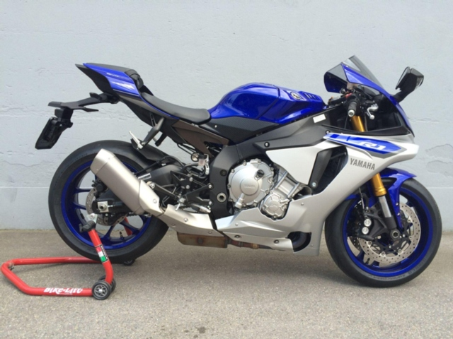 Motorrad kaufen YAMAHA YZF-R1 ABS Occasion