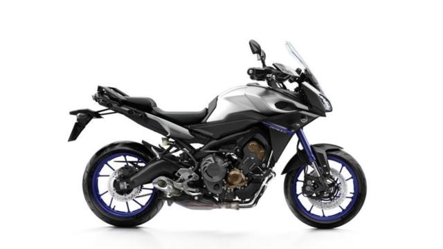Motorrad kaufen YAMAHA MT 09 A ABS Tracer Neufahrzeug