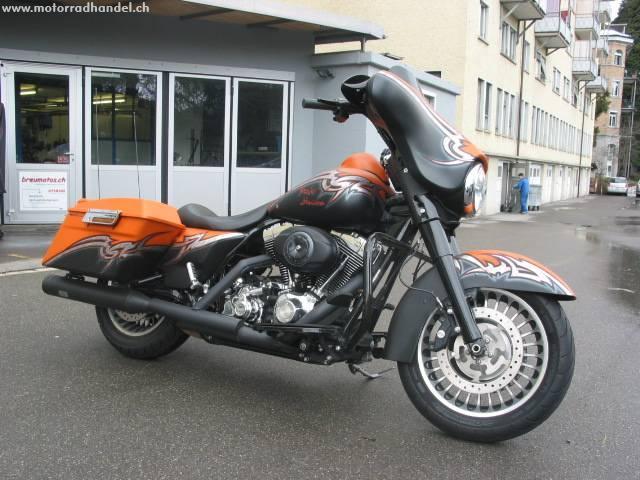 Motorrad kaufen HARLEY-DAVIDSON FLHTCU 1584 Electra Glide Ultra Classic ABS Occasion