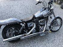 Motorrad kaufen Occasion HARLEY-DAVIDSON FXDWG 1450 Dyna Wide Glide (custom)