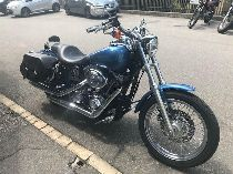 Motorrad kaufen Occasion HARLEY-DAVIDSON FXDLI 1450 Dyna Low Rider (custom)