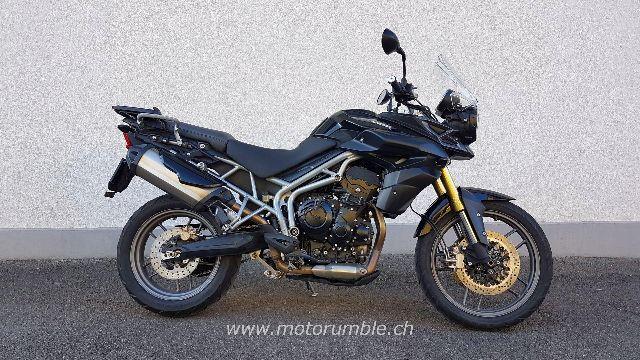 Motorrad kaufen TRIUMPH Tiger 800 Occasion