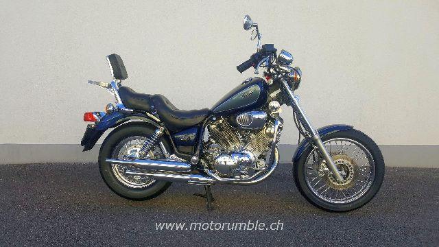 Motorrad kaufen YAMAHA XV 750 SE Virago Occasion
