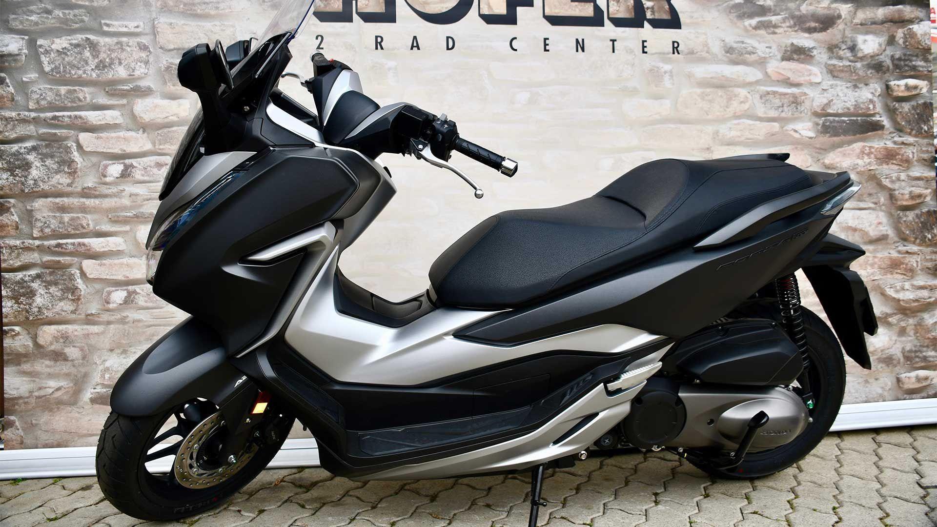 Motorrad Mieten & Roller Mieten HONDA NSS 300 A Forza