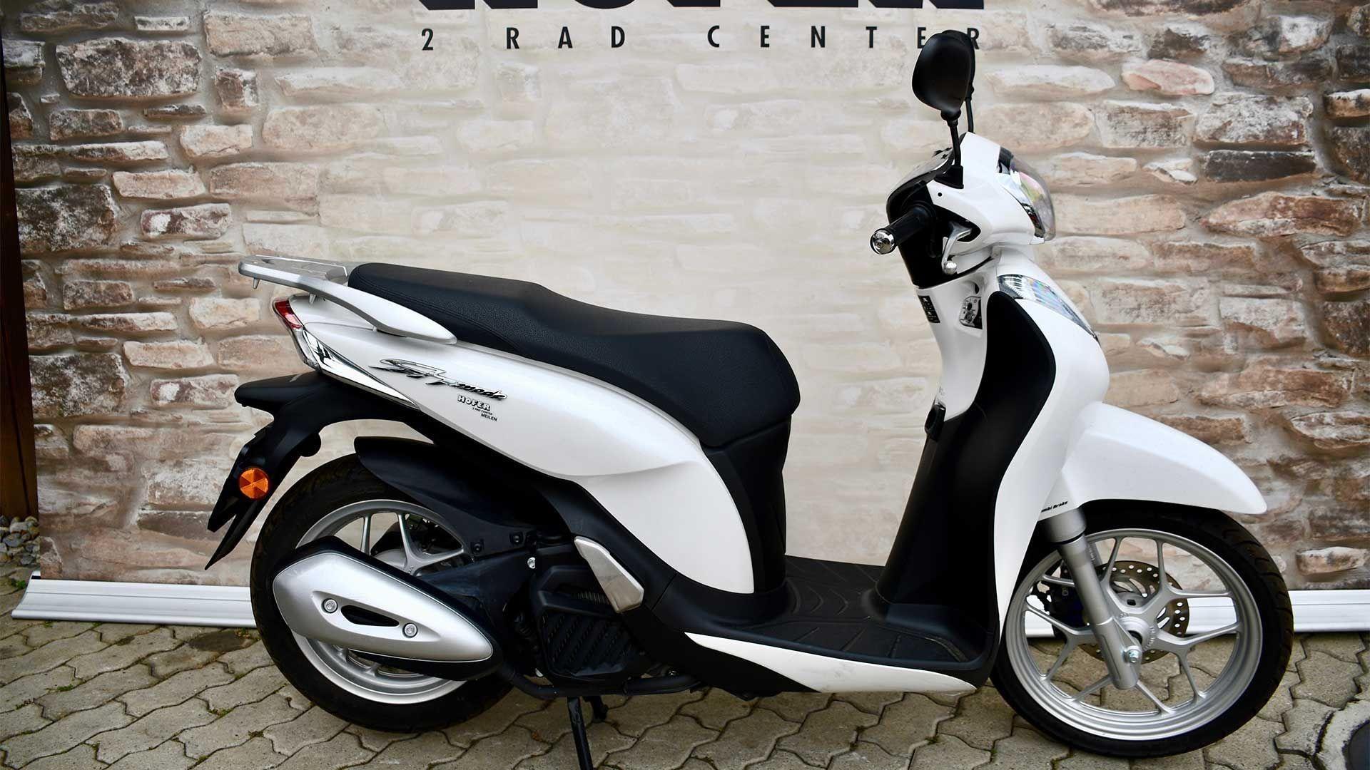 Motorrad Mieten & Roller Mieten HONDA ANC 125