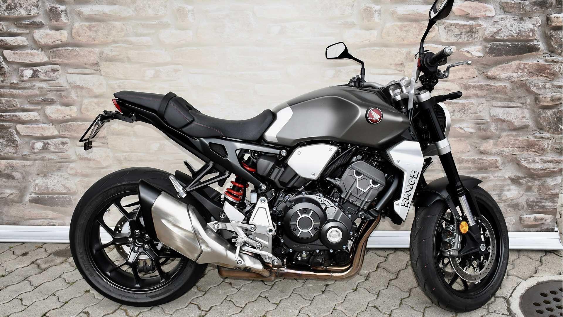 Motorrad Mieten & Roller Mieten HONDA CB 650 RA