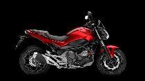 Motorrad Mieten & Roller Mieten HONDA NC 750 SD Dual Clutch ABS (Naked)