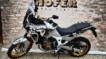 Motorrad Mieten & Roller Mieten HONDA CRF 1000 A Africa Twin (Enduro)