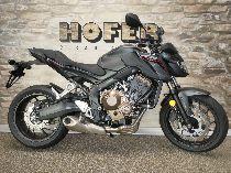 Motorrad kaufen Neufahrzeug HONDA CB 650 FA (naked)